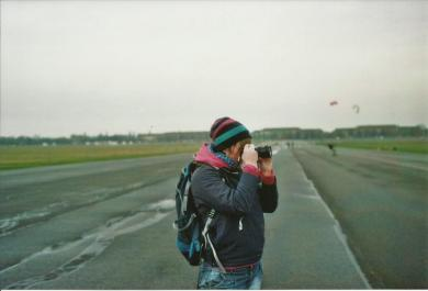 Katie_Flughafen_1